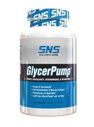 SNS GlycerPump (120 Capsules)