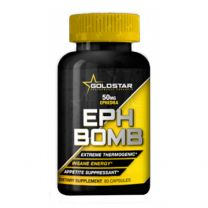 GoldStar EPH BOMB (60 Capsules)