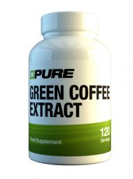 Pure Green Coffee Extract (120 x 500mg) BBE 01/2020