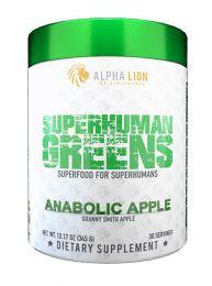 Alpha Lion Superhuman Greens  (30 Servings)