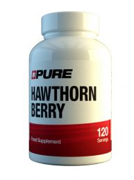 Pure Hawthorn Berry (120 x 500mg)