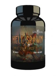Immortal Strength Hell Spawn (120 Capsules)
