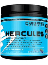 Focused Nutrition Hercules - BBE 07/2019
