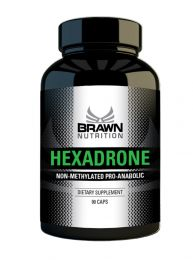 Brawn Nutrition Hexadrone (90 Capsules)