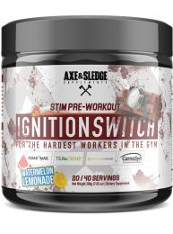 Axe & Sledge Ignition Switch (40 Servings)