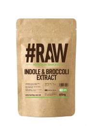 #RAW Indole-3-Carbinol & Broccoli Extract (400mg V Caps)