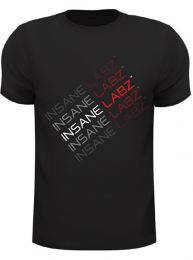 Insane Labz- Distorted T-Shirt
