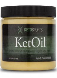KetoSports KetOil (414ml) BBE 05/2020