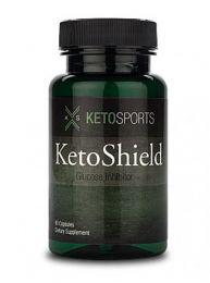 KetoSports KetoShield (90 Caps) BBE 05/2020