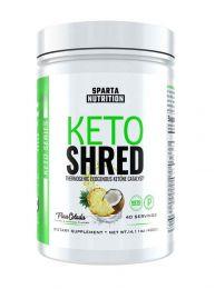 Sparta Nutrition Keto Shred (40 Servings)