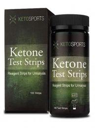 KetoSports Keto Test Strips (100 Strips)