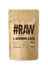 #RAW L-Arginine AAKG (240 x 500mg Capsules)