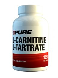 Pure L-Carnitine L-Tartrate (120 x 500mg)
