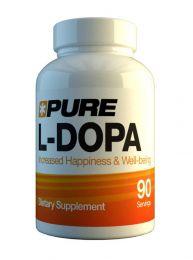 Pure L-Dopa - 90 x 250mg