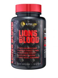 Alpha Lion Lions Blood (60 Capsules)