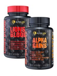 Alpha Lion Mass Stack