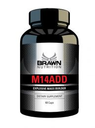 Brawn Nutrition M1,4ADD (60 Caps)