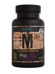 High Performance Nutrition M(6) - Metabolism Optimization