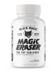 Black Magic Supply - Magic Eraser  (BBE 04/2021)