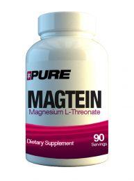 Pure Magtein (Magnesium L-Threonate) - 90 Capsules