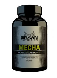 Brawn Mecha (Mechabol) - 25mg x 90 caps