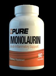 Pure Monolaurin (90 Capsules)