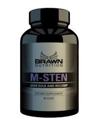 Brawn M-Sten - 60 caps x 10mg