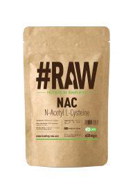 #RAW N-Acetyl L-Cysteine (NAC) 120 x 600mg V Capsules