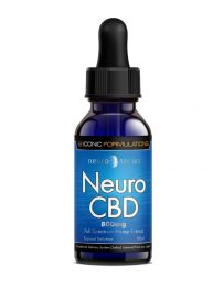Iconic Formulations Neuro Series - Neuro CBD (800mg)