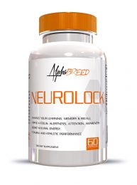 AlphaBreed Neurolock (60 Capsules) BBE 07/2020