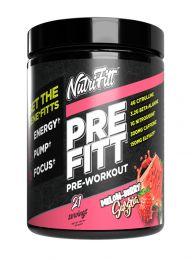 NutriFitt Pre Fitt - Pre Workout