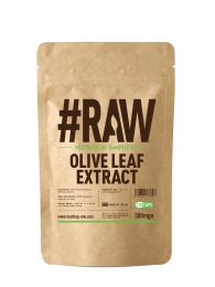 #RAW Olive Leaf Extract (120 x 500mg Capsules)