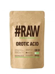 #RAW Orotic Acid (120 x 300mg Capsules)