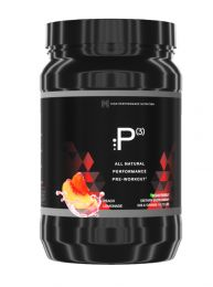 High Performance Nutrition P(3) Performance Pre Workout (BBE 01/2020)