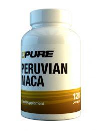 Pure Peruvian Maca  (120 x 500mg)
