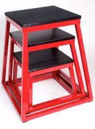 PowerMyself Plyometric Box Set