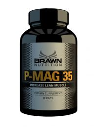 Brawn Nutrition P-MAG 35 (90 Caps)