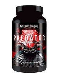Chaos and Pain Predator (60 Capsules