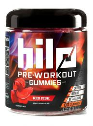 Hilo Gummies Pre Workout (BBE 01/2021)
