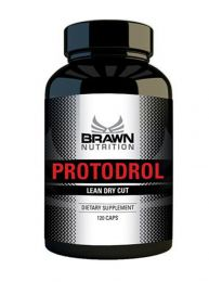 Brawn Nutrition Protodrol (120 x 25mg Capsules)