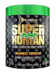 Alpha Lion Superhuman Pump - Stim Free Pre
