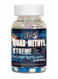 EPG Quad Methyl Extreme (60 Cap)