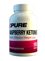Pure Raspberry Ketones (150 x 300mg Servings)