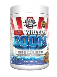 'Merica Labz - Red, White & Boom (H-bomb Edition) (20 Servings)
