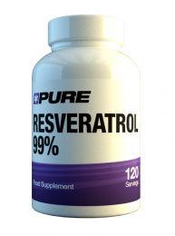 Pure Resveratrol 99% (120 x 450mg)