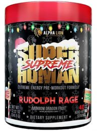 Alpha Lion Superhuman Supreme *Limited Edition*  Pre Orders Only