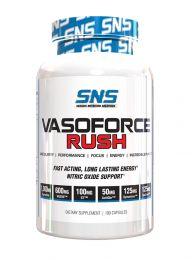 SNS VasoForce Rush - New Formula (100 Capsules)