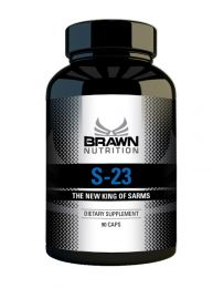 Brawn Nutrition S-23 (90 Capsules)