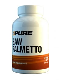 Pure SAW Palmetto (120 x 500mg)