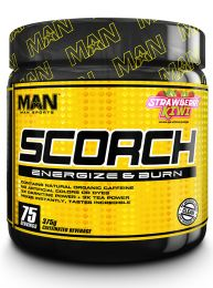 MAN Sports Scorch Powder (75 Servings)